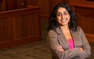 Suffolk University Law School Professor Ragini Shah