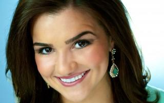 Suffolk University Law student Marissa Louro