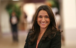 Suffolk Law 3L student Daniela Manrique