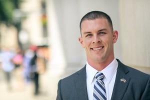 Suffolk Law student Nicholas Hasenfus