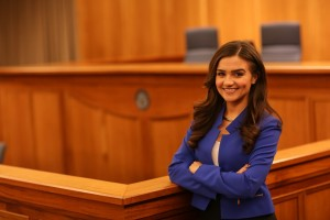 Suffolk University Law Student Marissa Louro JD'16