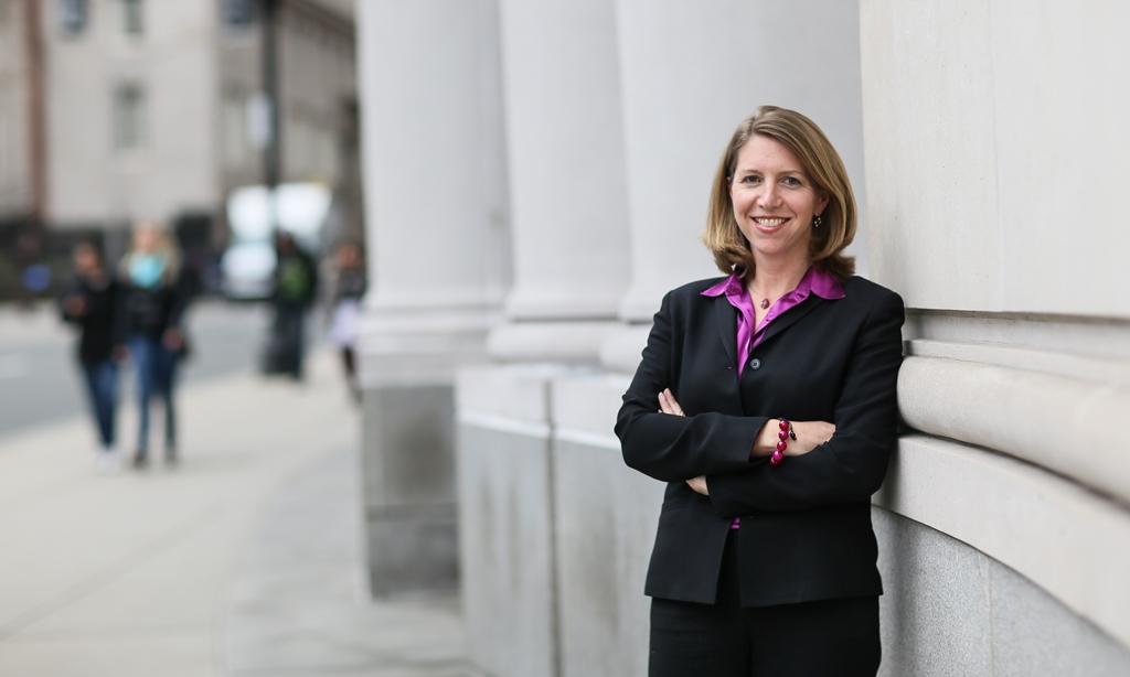 Professor Kathleen Elliott Vinson