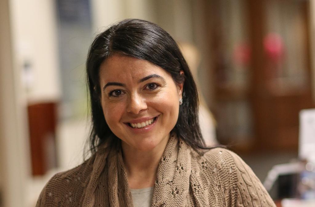 Professor Sabrina DeFabritiis