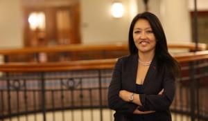 Legal Writing Professor Rosa Kim