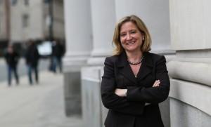 Legal Writing Professor Samantha Moppett