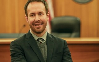Associate Dean of Admission Matt Gavin
