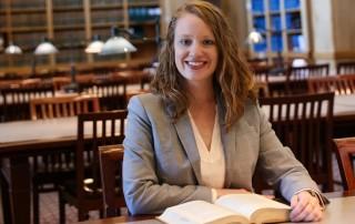 Suffolk University Law School Admissions portraits.