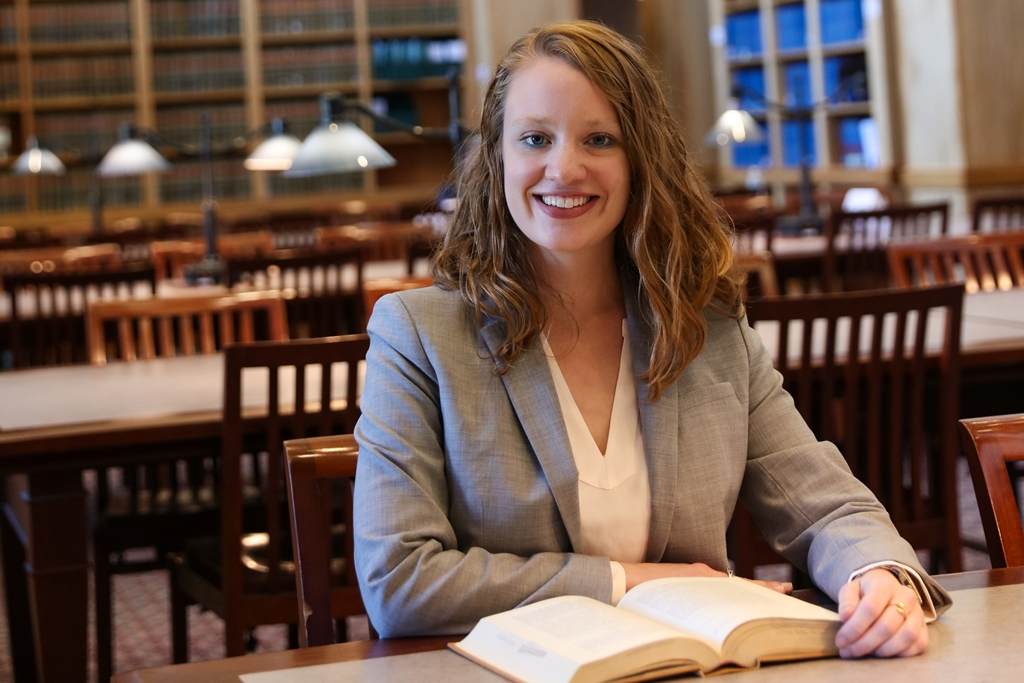 Suffolk University Law School Admissions portraits.