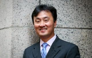 Suffolk Law Professor Patrick Shin
