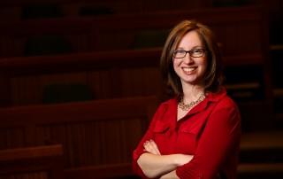 Portrait of Suffolk University Law School Professor Eve Brown