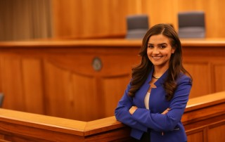 Suffolk University Law Student Marissa Louro JD'16