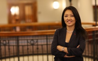 Legal Writing Professor Rosa Kim